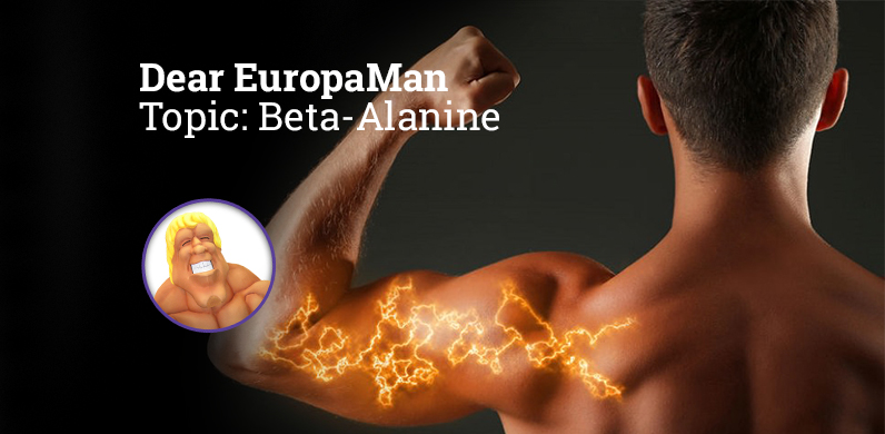 How Beta-Alanine Helps You Train Harder