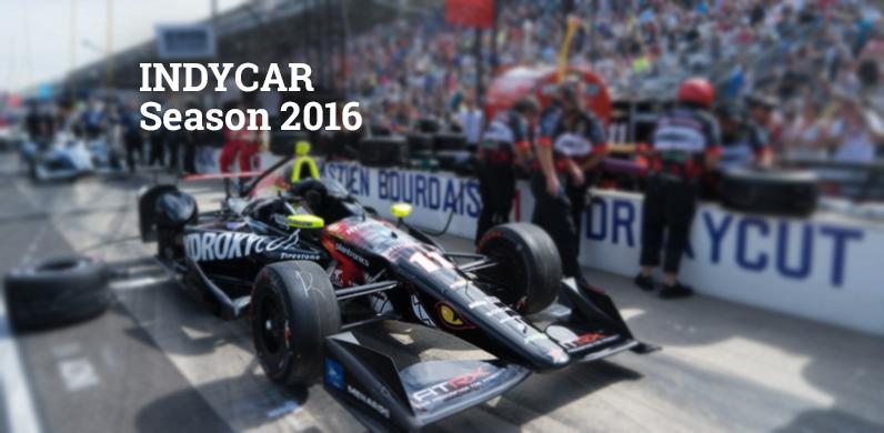 INDYCAR Season 2016