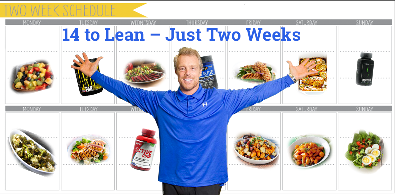 14 to Lean – Just Two Weeks