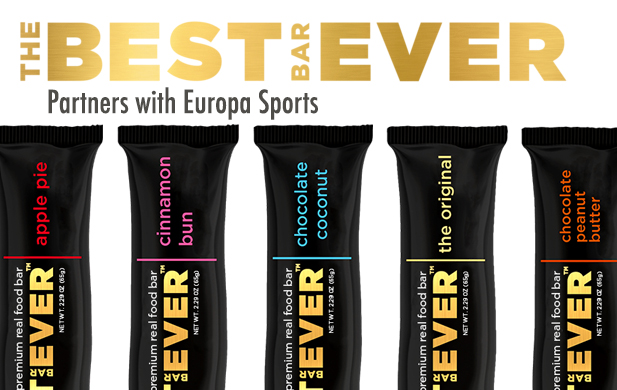Best Bar Ever Partners with Europa Sports