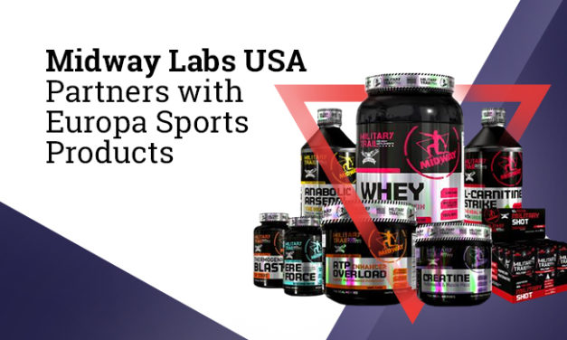 Midway Labs USA Partners with Europa Sports Products
