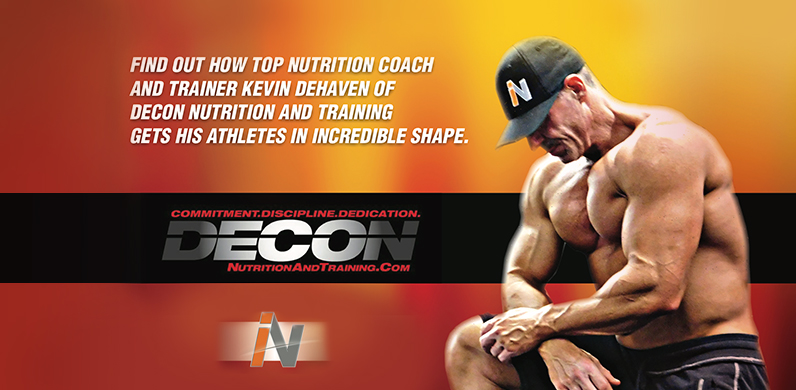 A Look Inside Professional Dieting with Kevin Dehaven