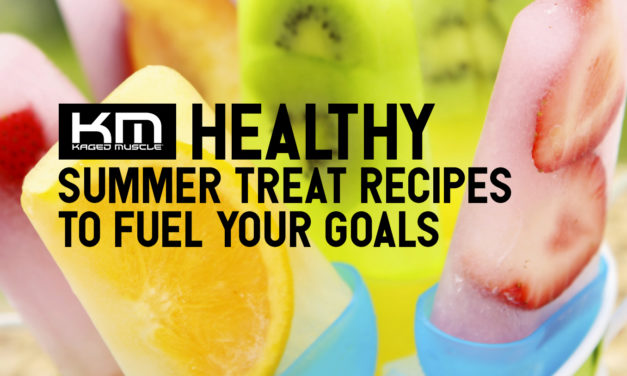 Summer Treat Recipes to Fuel Your Goals via Kaged Muscle