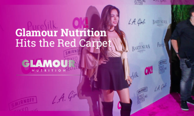 Glamour Nutrition Hits the Red Carpet