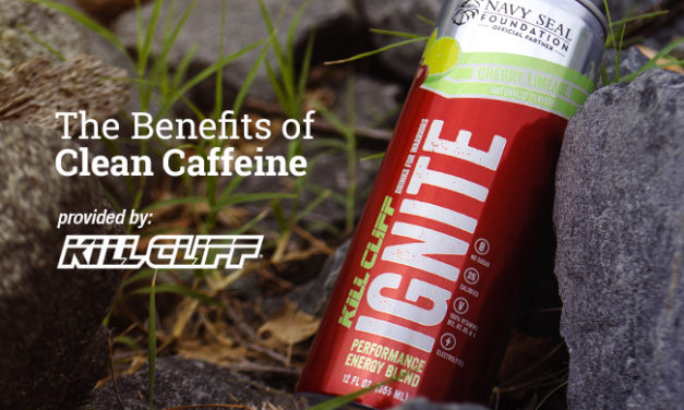 The Benefits of Clean Caffeine via Kill Cliff
