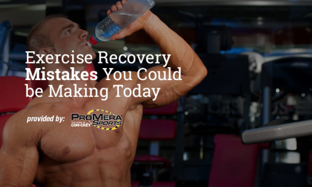 Exercise Recovery Mistakes You Could be Making Today via Promera Sports