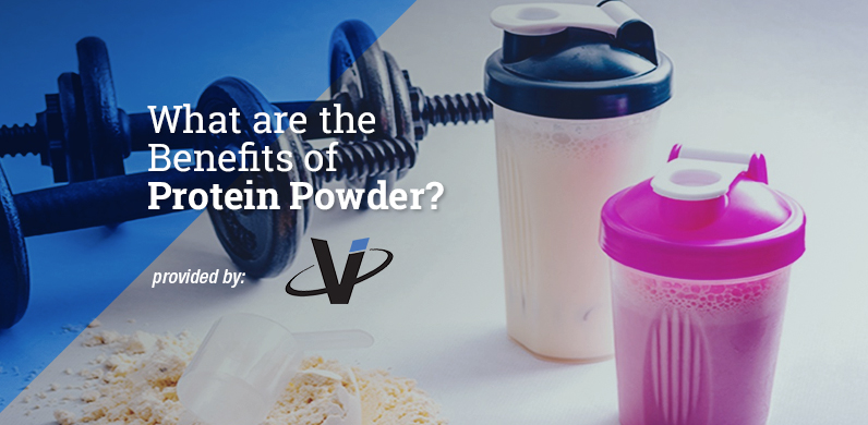 What are the Benefits of Protein Powder? via VMI Sports