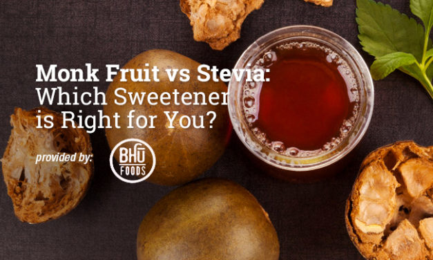 Which Sweetener is Right for You? via BHU Foods