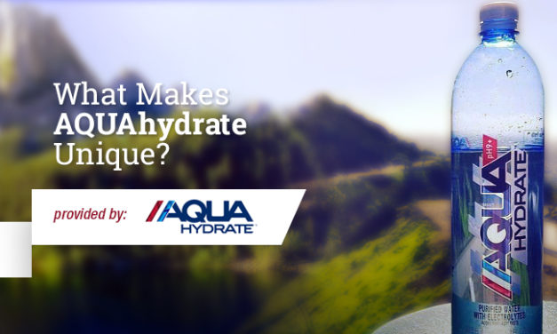 What Makes AQUAhydrate Unique?