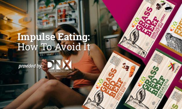 Impulse Eating: How To Avoid It via DNX Bar