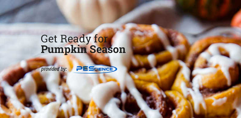 Get Ready for Pumpkin Season with PEScience