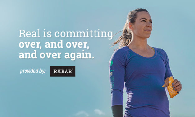 A Day With Camille Leblanc-Bazinet via RXBAR