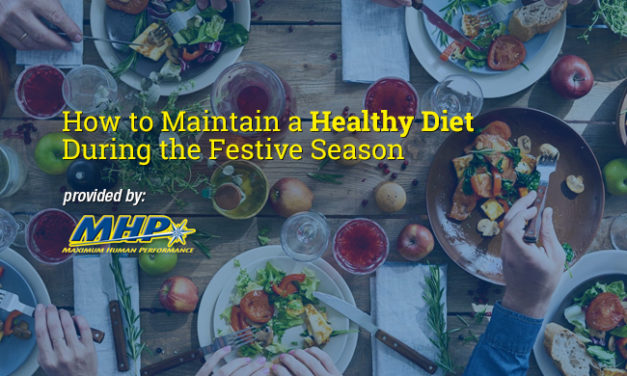 How to Maintain a Healthy Diet During the Festive Season via MHP