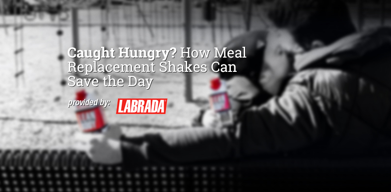 Caught Hungry? How Meal Replacement Shakes Can Save the Day via Labrada