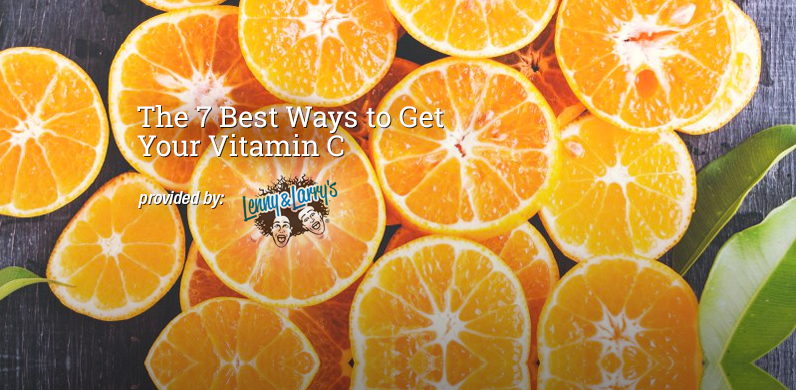 The 7 Best Ways to Get Your Vitamin C via Lenny & Larry's