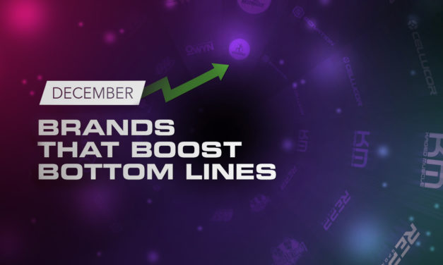Brands That Boost Bottom Lines – December