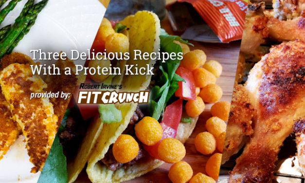 Three Delicious Recipes With a Protein Kick via FitCrunch