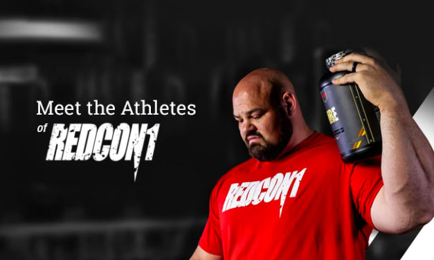 Meet the Athletes of RedCon1