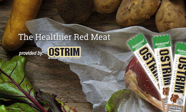 The Healthier Red Meat via Ostrim
