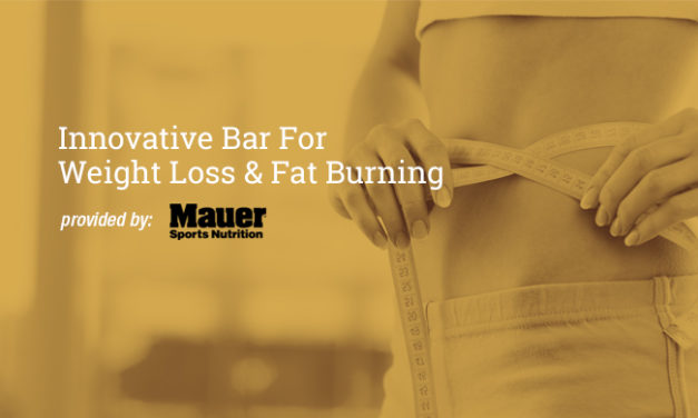 Innovative Bar For Weight Loss & Fat Burning via Mauer Sports Nutrition
