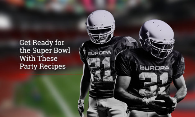 Get Ready for the Big Game With These Party Recipes