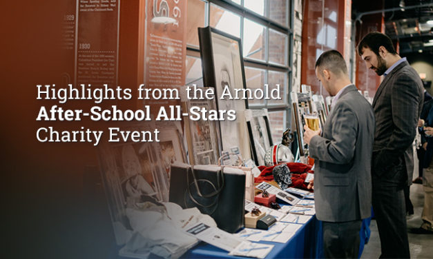 Highlights from the Arnold 2019 After-School All-Stars Charity Event