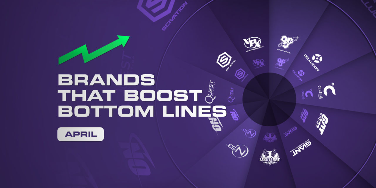 Brands That Boost Bottom Lines – April
