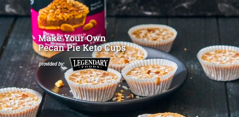 Easy Keto Recipes from Legendary Foods