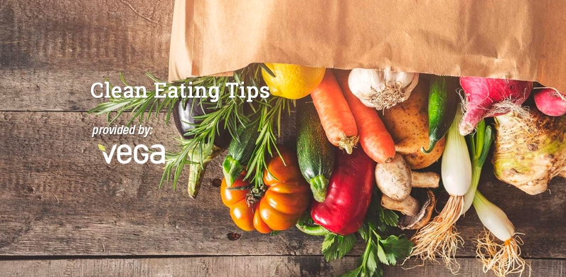 Clean Eating Tips via Vega