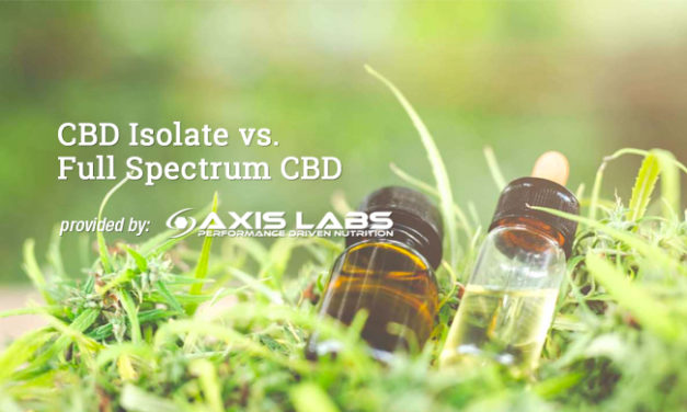 CBD Isolate vs. Full Spectrum CBD