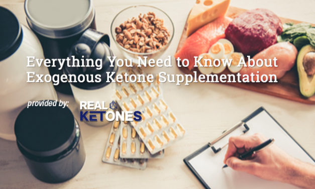 Everything You Need to Know About Exogenous Ketone Supplementation via Real Ketones