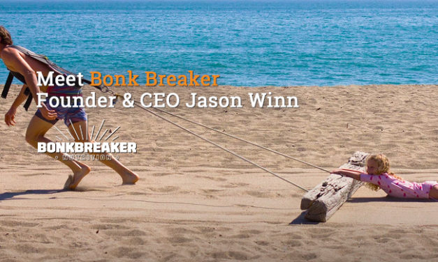 Meet Bonk Breaker Founder & CEO Jason Winn