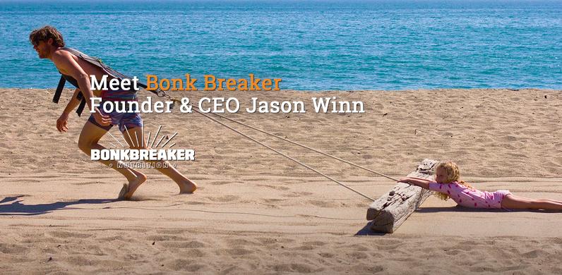 Meet Bonk Breaker Founder & CEO Jason Winn