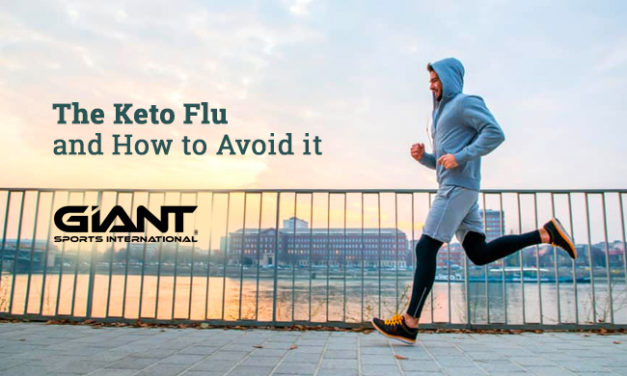 The Keto Flu and How to Avoid it via Giant Sports International