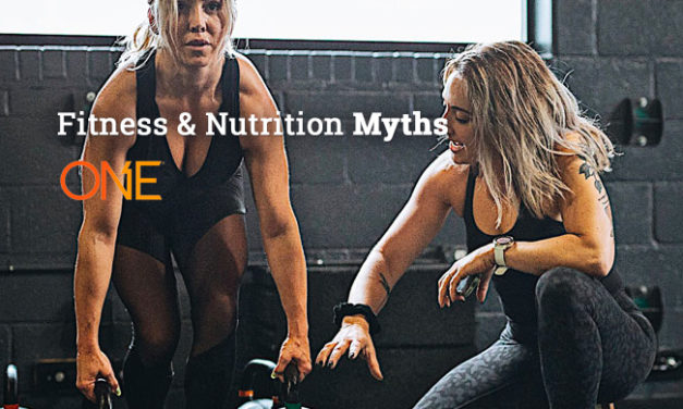Fitness & Nutrition Myths via One Bar