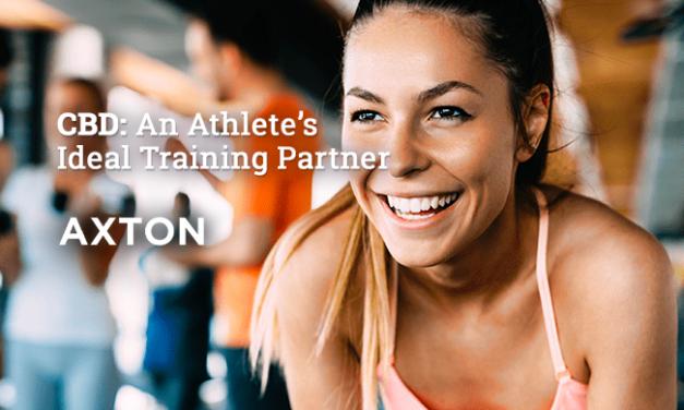 CBD: An Athlete's Ideal Training Partner via Axton