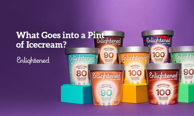 What Goes into a Pint of Icecream? via Enlightened