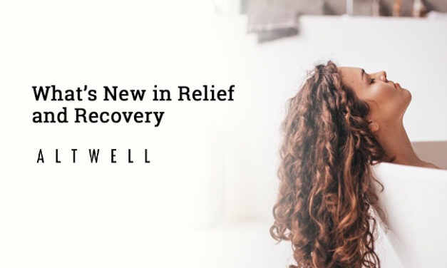 What's New in Relief and Recovery via Altwell