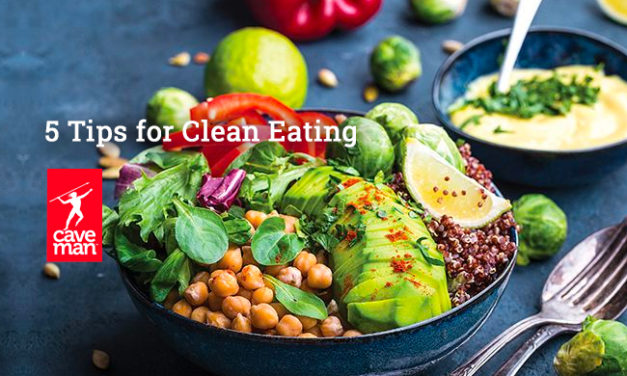 5 Tips for Clean Eating via Caveman