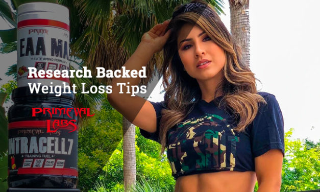 Research Backed Weight Loss Tips