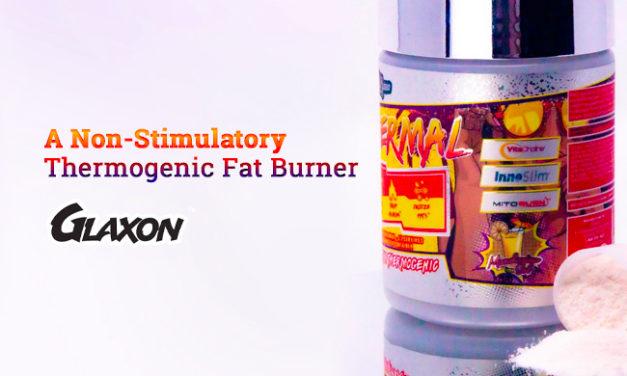 A Non-Stimulatory Thermogenic Fat Burner via Glaxon