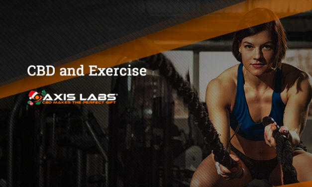 CBD and Exercise via Axis Labs