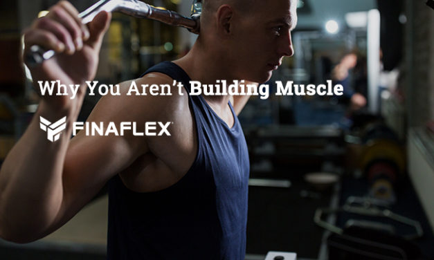 Why You Aren't Building Muscle via Finaflex