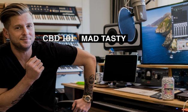 CBD 101 via Mad Tasty