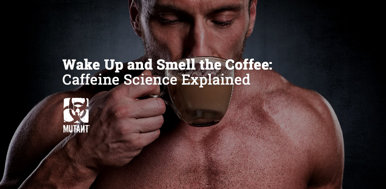 Wake Up and Smell the Coffee! Caffeine Science Explained via Mutant