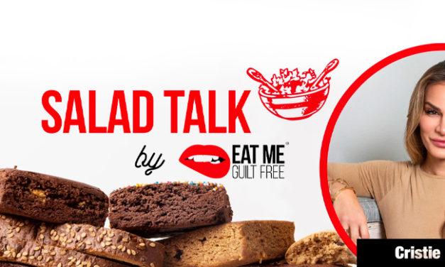 Salad Talk via Eat Me Guilt Free