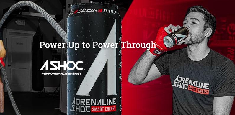 Power Up to Power Through via Ashoc