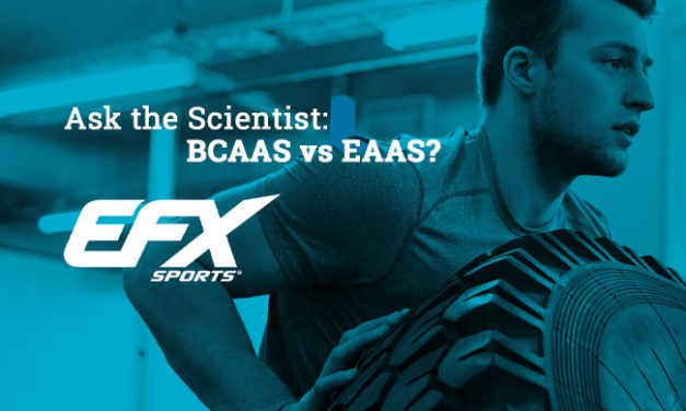 Ask the Scientist: BCAAS vs EAAS? via EFX Sports