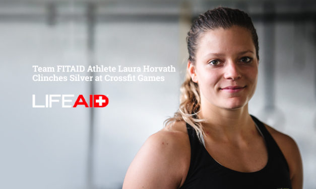 Team FITAID Athlete Laura Horvath Clinches Silver at the 2021 NOBULL CrossFit Games
