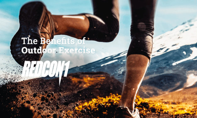The Benefits of Outdoor Exercise via Redcon1